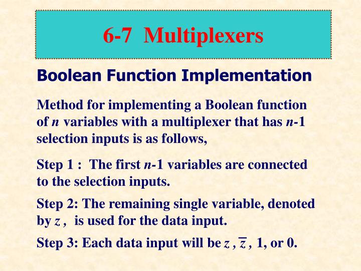 Step 3: Each data input will be