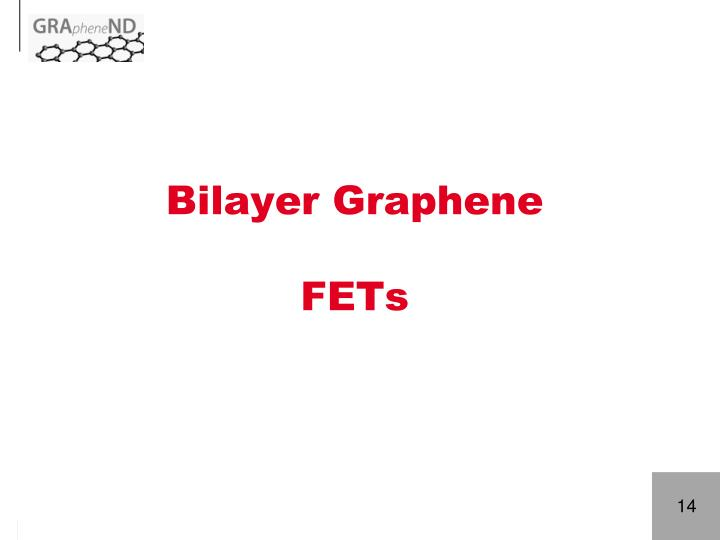 Bilayer Graphene
