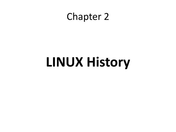 chapter 2 unix linux Chapter 1 linux kernel (201) this topic has a total weight of 9 points and contains the following three objectives: objective 2011: kernel components (weight: 2).