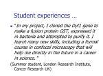 student experiences3
