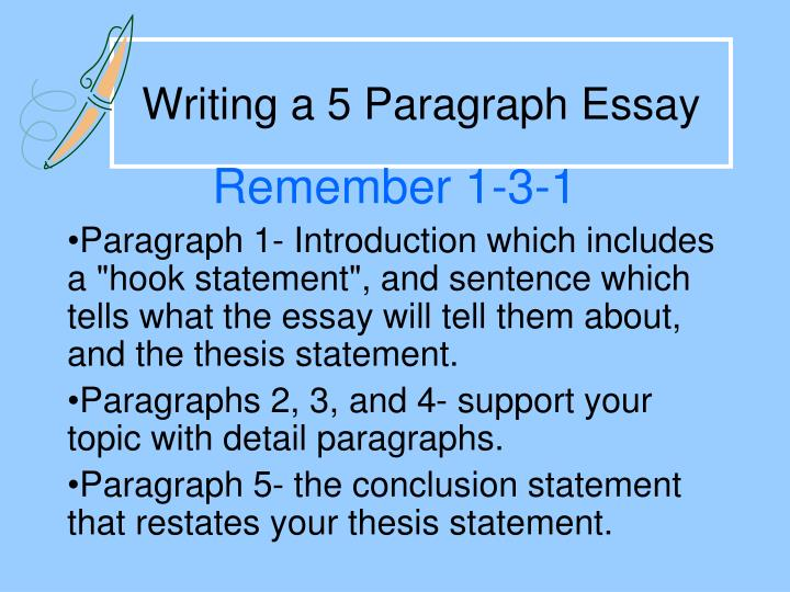 writing paragraphs and essays Master writing paragraphs and short essays with writing paragraphs and essays, 6e successfully class-tested by thousands of students, this new edition shows you how to create effective introductions, support paragraphs, and strong conclusions.