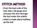 stitch method1