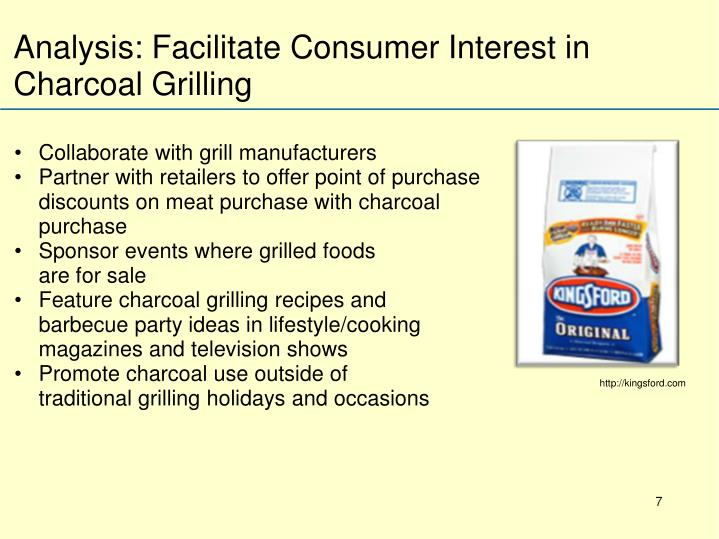 Collaborate with grill manufacturers