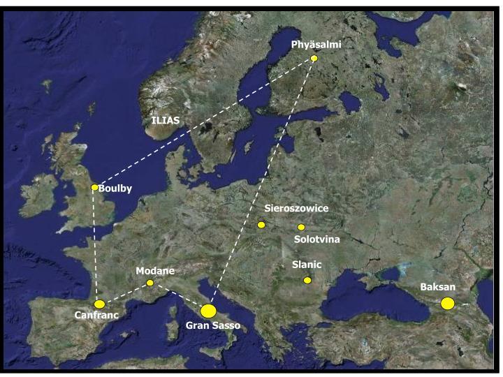 Mappa eugenio