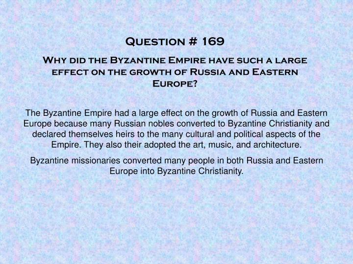 Question # 169