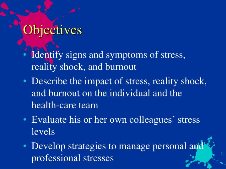 impact of work related stress in nurses Of response to stress in nursing staff depends not only to the personality and one`s defensive styles but also the healthcare work environment there is a necessity to.