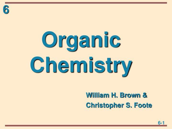 organic chemistry n.