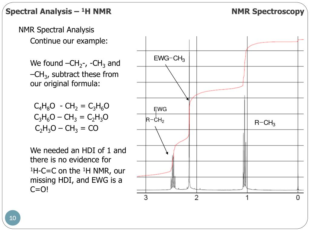 PPT - CHEM 212 – NMR Spectroscopy PowerPoint Presentation - ID:3536322