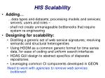 his scalability