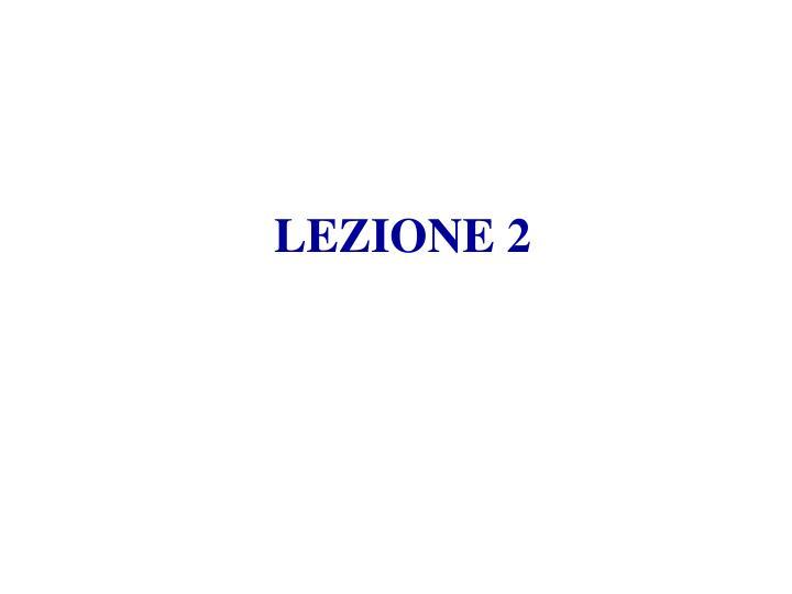 lezione 2 n.