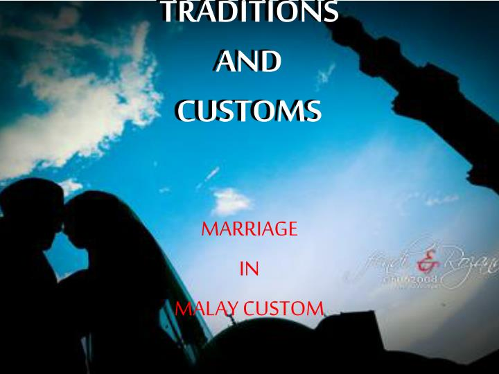 traditions and customs n.