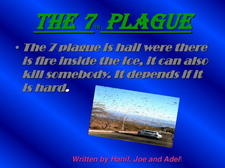 the 7 th plague n.