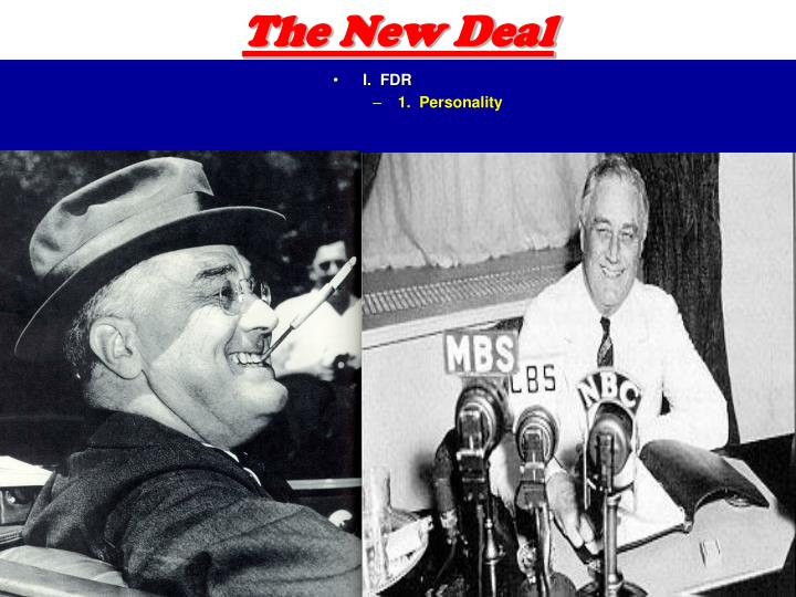 The new deal1