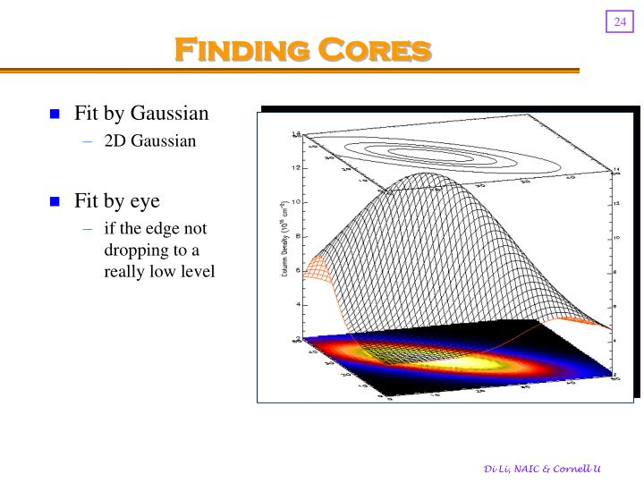 Finding Cores