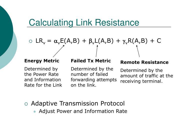Energy Metric