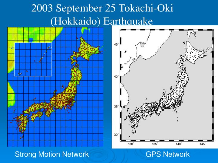2003 September 25 Tokachi-Oki