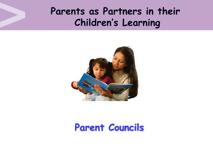 Parent councils