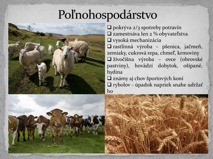 Poľnohospodárstvo