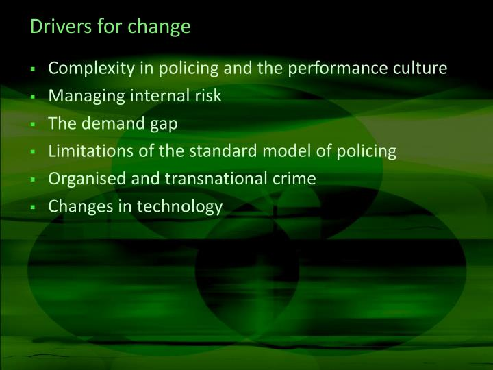intelligence led policing essay Intelligence led policing is a structured method of collecting, analyzing and evaluating data and information related to crime the analyzed information is then used to guide the institutions which enforce law in determining their actions.
