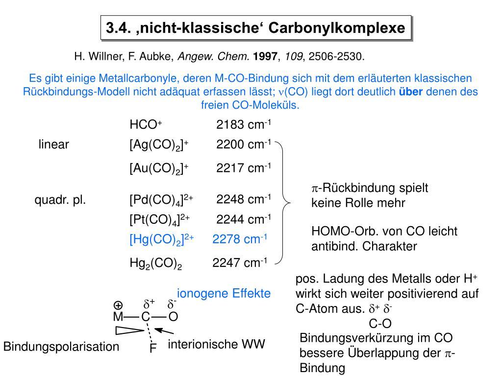 Carbonylkomplexe
