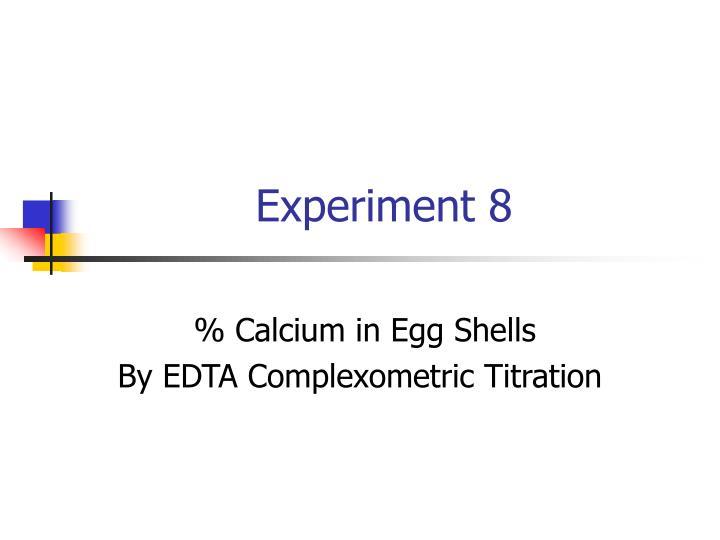 experiment 8 n.