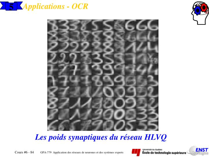 Applications - OCR