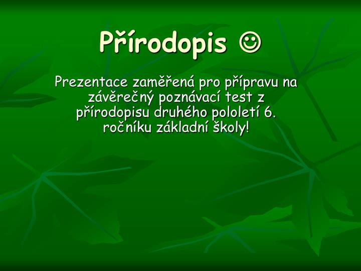 P rodopis