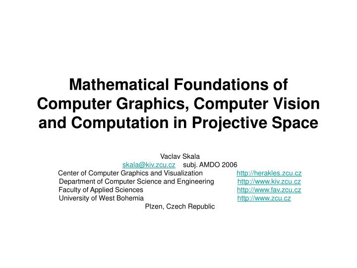 Ppt mathematical foundations of computer science powerpoint.