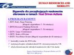 human resources and mobility8