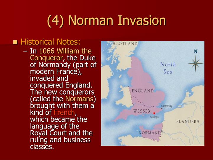 norman invasion A short history of the norman peoples a short history of the norman peoples the normans the norman the normans the norman invasion and conquest of england.