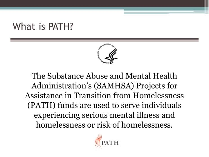 What is PATH?