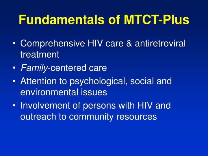 Fundamentals of MTCT-Plus
