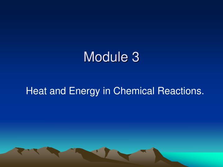 module 3 n.