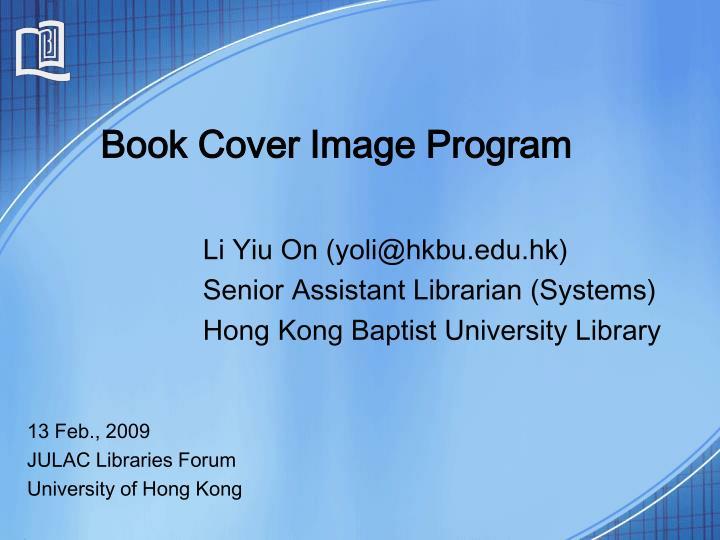 book cover image program n.