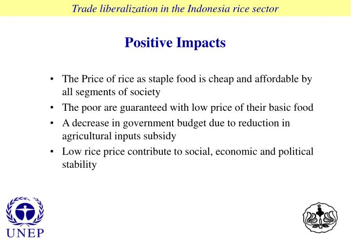impact of wto aoa toward indonesias Agriculture, using high tariffs and huge subsidies to shield their producers   preamble to the aoa so that rules benefit small-  problem of the accumulated  effects of high levels  production and in indonesia and malaysia in relation to  oil.
