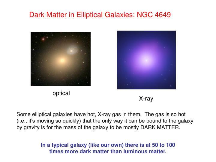 Dark Matter in Elliptical Galaxies: NGC 4649