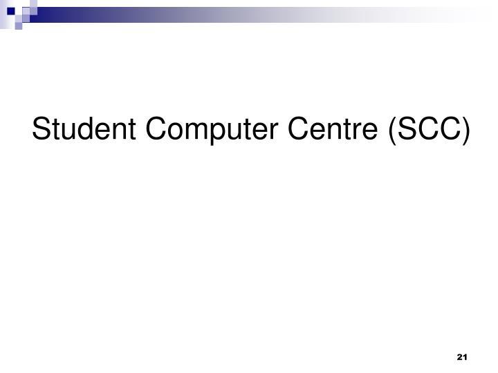 Student Computer Centre (SCC)
