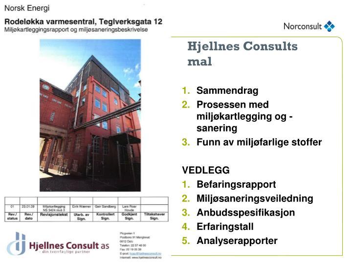 Hjellnes Consults mal