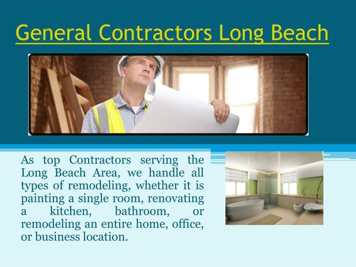 general contractors long beach n.