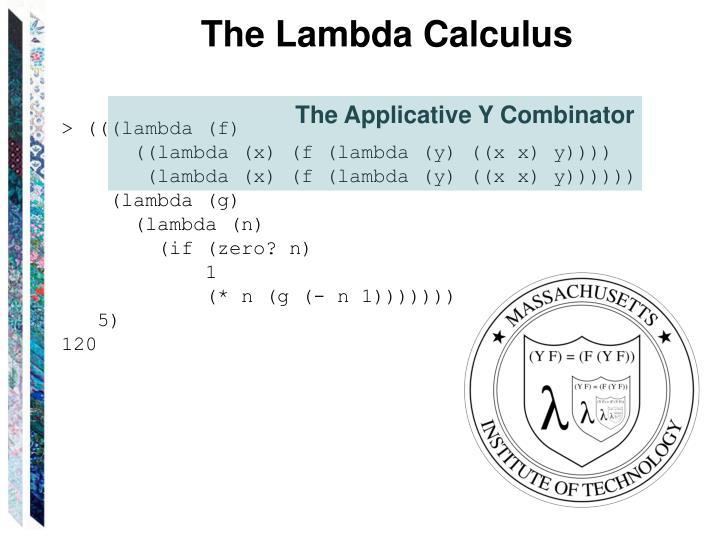 The Lambda Calculus