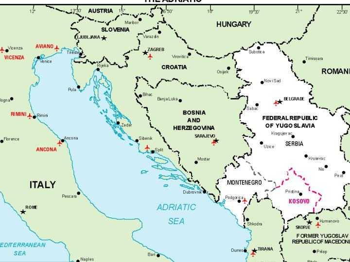 The Serbs: in 1908, became furious when Austria-Hungary annexed Bosnia (test).