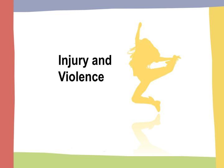 Injury and