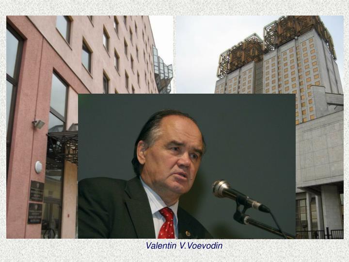 Valentin V.Voevodin