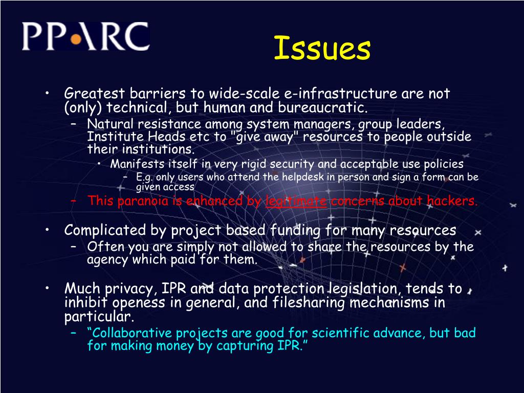 PPT - UK e-Science Programme PowerPoint Presentation - ID