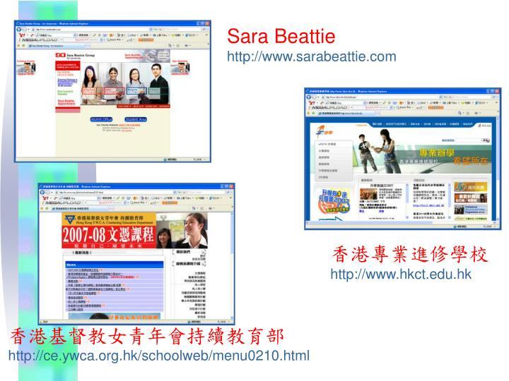 Sara Beattie
