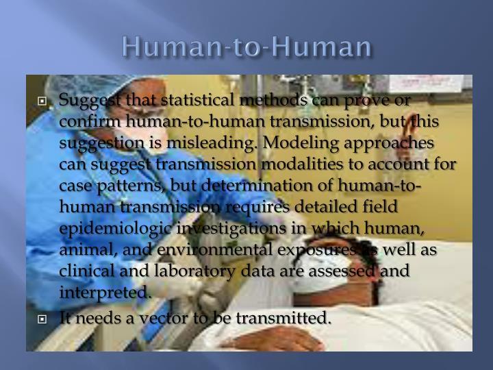 Human-to-Human