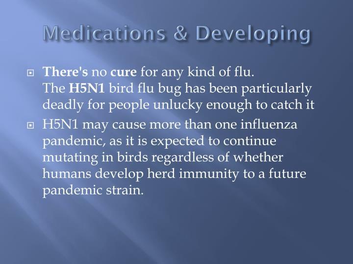 Medications & Developing