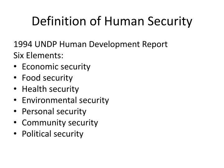 human development report meaning
