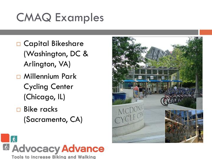 CMAQ Examples