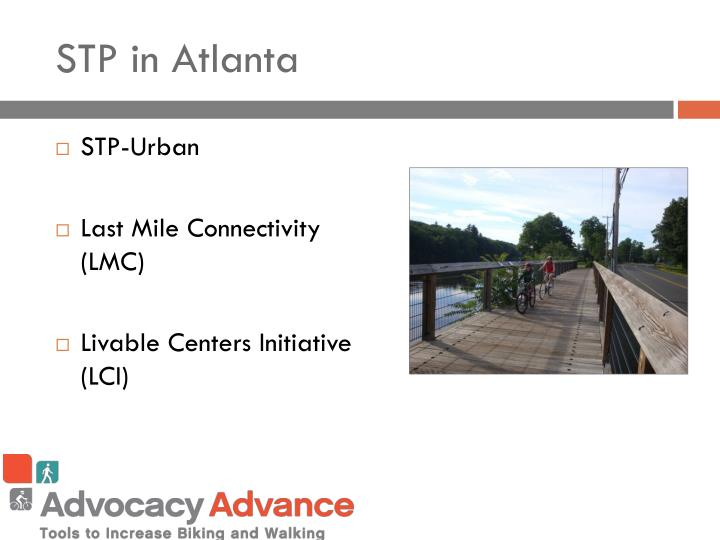 STP in Atlanta